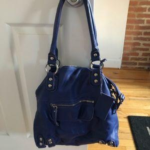 Linea Pelle designer hand bag